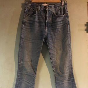 Rivet & Thread Cali Demi-Boot Jeans